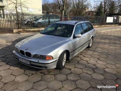 używany BMW 523 i 170koni m52tub25 LPG E39 Kombi
