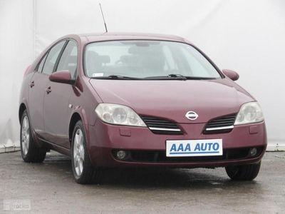 używany Nissan Primera III [P12] Salon Polska, Klimatronic,ALU, El. szyby,