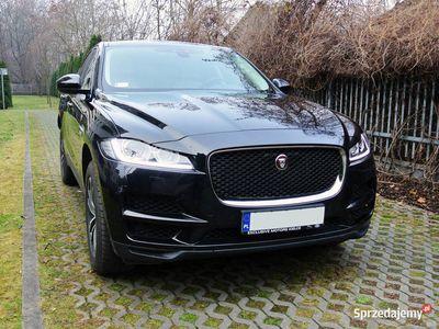używany Jaguar F-Pace 2.0P I4 250 KM AWD Auto Prestige MY20 - cesja