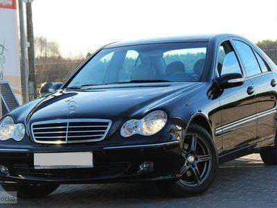 używany Mercedes C200 Klasa C W203Kompressor 163KM Avatngarde Navi Pół Skóry PDC Tempomat Niemcy, Ostrów Mazowiecka