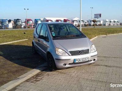 używany Mercedes A170