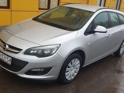 używany Opel Astra 7 CDTI Sport Tourer - z salonu POLSKA