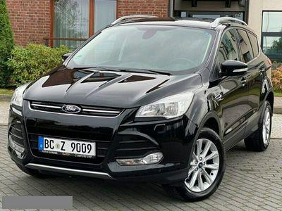 używany Ford Kuga II Titanium 150KM EcoBoost Navi Kamera ParkAssist Okazja !!!