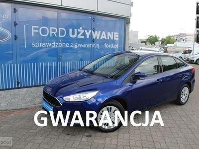 używany Ford Focus 1.6dm 105KM 2018r. 24 000km
