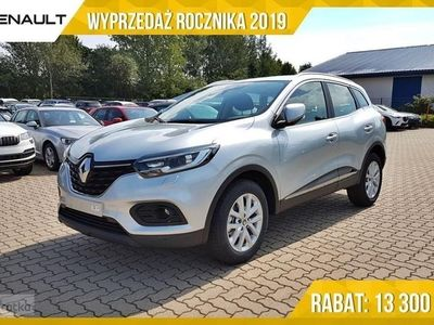 używany Renault Kadjar I Zen 1.3 TCe 140KM FAP| Wspomaganie parkowania|Zimówki |Wyprzedaż 201, Chorzów