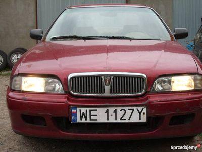 używany Rover 620 SDI 105 KM /czesci/.