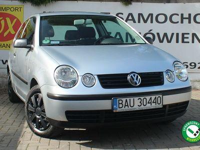 używany VW Polo 1.2 54KM, szyberdach, niski przebieg, GWARANCJA IV (2001-2005)