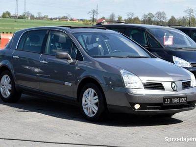 używany Renault Vel Satis polift 2.0 t. Benzyna Nawigacja Xenon