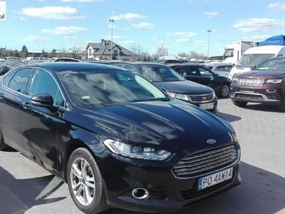 brugt Ford Mondeo 2dm3 150KM 2017r. 69 229km ABS