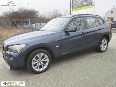 używany BMW 214 X1 1.9dm3 177KM 2010r.375km Navi Xenon XDrive Automat Skóra