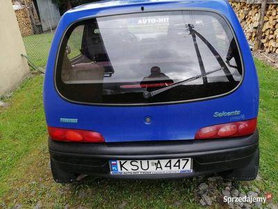 używany Fiat Seicento YOUNG