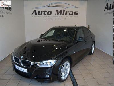 używany BMW 320 2dm3 190KM 2016r. 59 216km X-DRIVE,M Pakiet, FV23%, Cena Brutto, Jak Nowa.