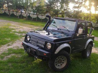 używany Suzuki Samurai