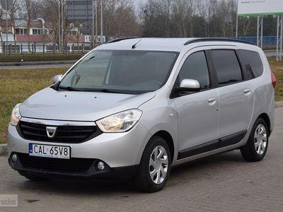 używany Dacia Lodgy 1.5 dci 90KM Klima 2012, Toruń