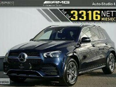 używany Mercedes 300 GLEd 4Matic Premium Burmester