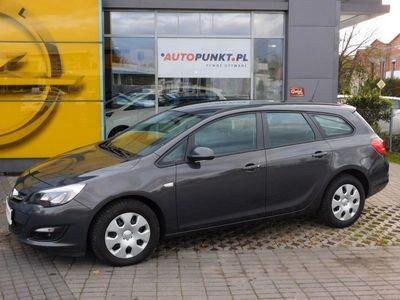 używany Opel Astra 1.6dm 110KM 2015r. 107 097km