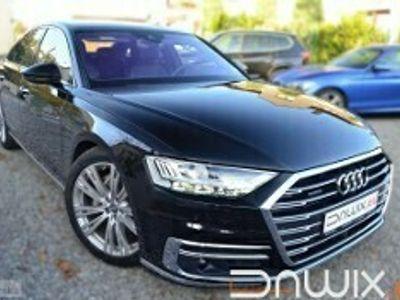 używany Audi A8 IV (D5) 50TDI /286KM/ masaż+wentylacja/matrix/skrętna_oś/
