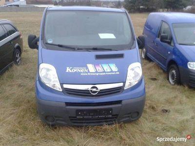 używany Opel Vivaro