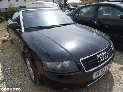 brugt Audi A4 Cabriolet