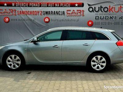używany Opel Insignia 1.6dm 180KM 2010r. 191 000km