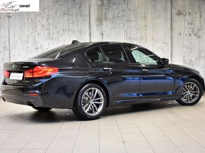 gebraucht BMW 530 seria 5 2dm3 252KM 2018r. 25 900km i xDrive Limuzyna|Pakiet Sportowy M|Salon Inchcape Poznań