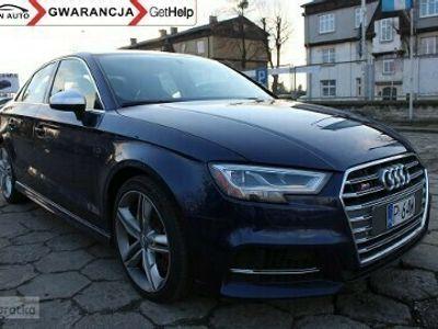 używany Audi S3 III (8V) 2,0 Benzyna 310 KM Quattro Navi Xenon Zarejestrowany