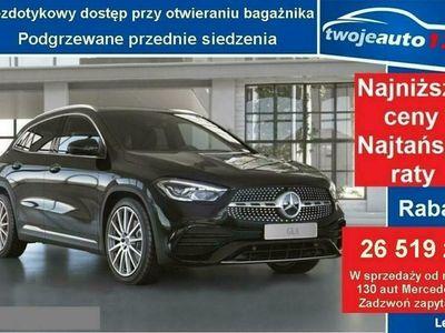 używany Mercedes GLA220 Linia AMG, Pak. Premium, Pakiet KEYLESS GO+Alarm