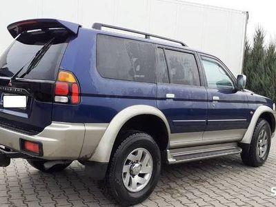 używany Mitsubishi Pajero Sport,2001r. 4x4,3.0B+Gaz-ZAMIENIĘ