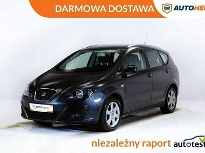 używany Seat Altea XL DARMOWA DOSTAWA, XL, Klima auto, Kierownica wielofunkcyjna, Serwis ASO