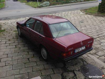 używany Mercedes 190 2.5 turbo diesel doinwestowany