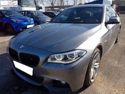 używany BMW 530 seria 5 3dm3 258KM 2016r. 185 033km d xDrive Automat, Navi, FV 23%, Gwarancja!!