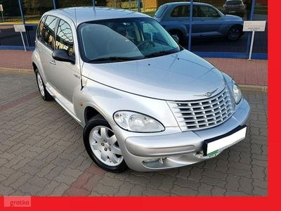 brugt Chrysler PT Cruiser 1.6dm3 115KM 2003r. 194 000km 1.6 * BENZYNA * manual * zadbany * klimatyzacja * wawa