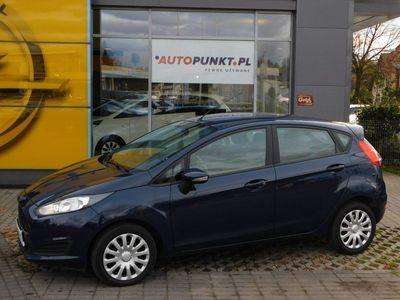 używany Ford Fiesta 1dm 100KM 2016r. 95 409km