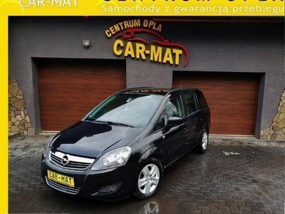 używany Opel Zafira 1.8dm3 140KM 2013r. 146 000km LIFT Serwis OPLA do końca Zadbana 1,8 140ps GWARANCJA 7 osobowa