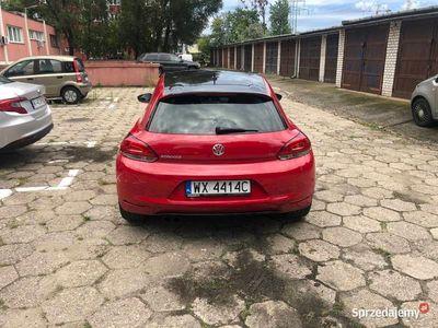 używany VW Scirocco 1.4 160 niski przebieg zadbany