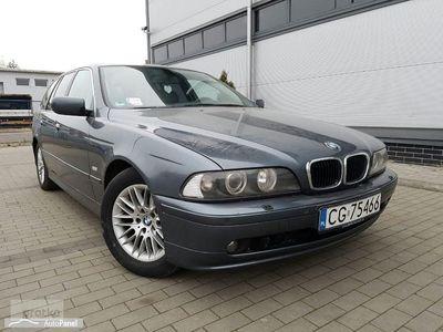 używany BMW 530 SERIA 5 IV (E39) 530 PiękneSkóry Xenon ZAMIANA