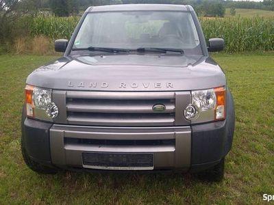 używany Land Rover Discovery 3 26000 PLN - USZKODZONY SILNIK