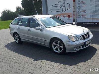 używany Mercedes C200 w203 avangerde 2,2 CDI