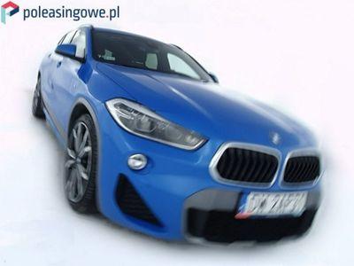 używany BMW X2 2dm 190KM 2018r. 90 634km