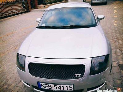 używany Audi TT lpg