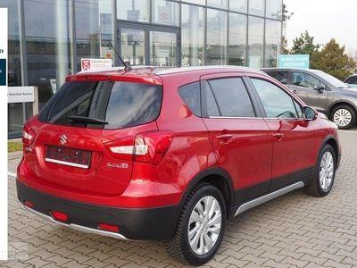 używany Suzuki SX4 S-Cross rabat: 9% (9 000 zł) Wyprzedaż samochodów DEMO !, Bielsko-Biała