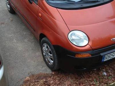 używany Chevrolet Matiz 2003 r.