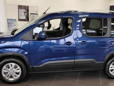 używany Peugeot Rifter Inny 1.5dm3 130KM 2019r. 6kmAllure+ Led Nav Automat EAT8