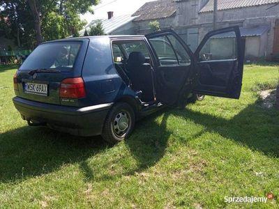 używany VW Golf III 1.6 silnik zabytek