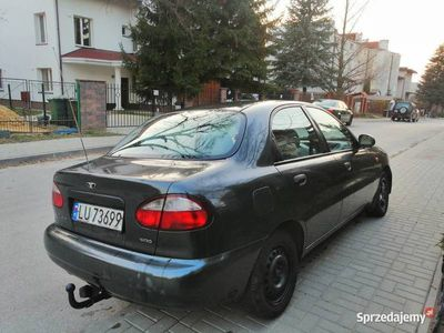 używany Chevrolet Lanos 1.6 LPG 15zl/100km
