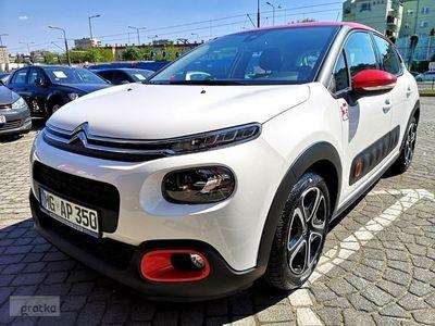 używany Citroën C3 1.2 VTI PureTech Turbo Automatic Feel Ks.Serwisowa