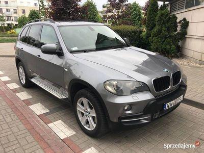 używany BMW X5 3.0d 232KM, 2007 Serwisowany