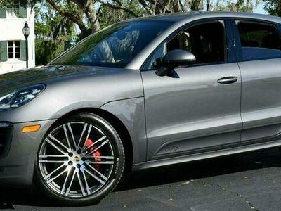 używany Porsche Macan GTS Macan2018 GRAY 6 CYLINDER TURBO BENZ. 380KM 52618KM