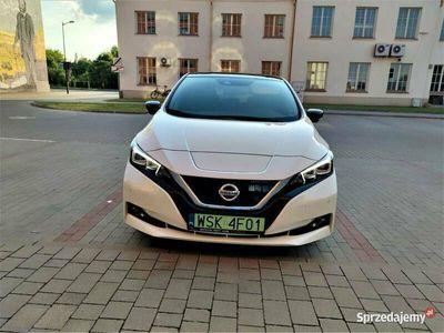 używany Nissan Leaf Tekna, Skóra, Navi, serwis, GWARANCJA