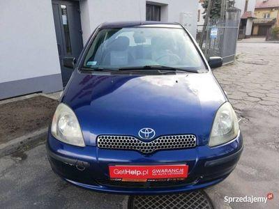 używany Toyota Yaris I 1.0 benzyna # klimatyzacja # gwarancja.